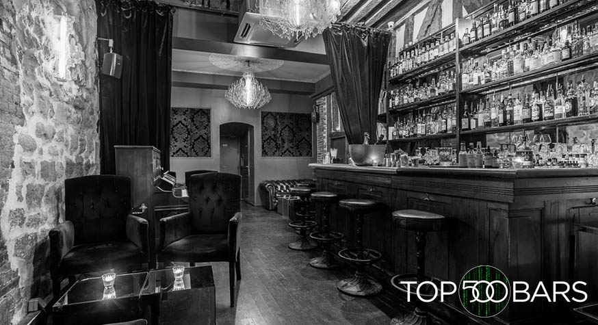 Classement TOP 500 BARS : 100 nouveaux bars influents révélés