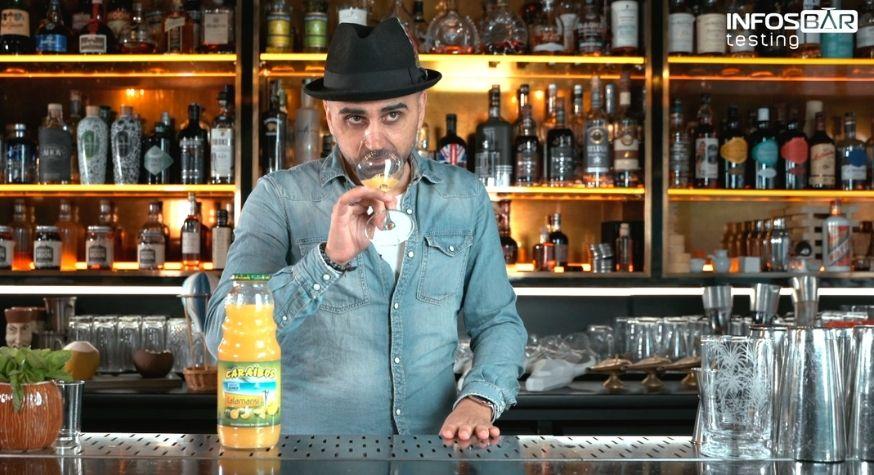Christopher Gaglione, bartender-propriétaire du Solera Paris
