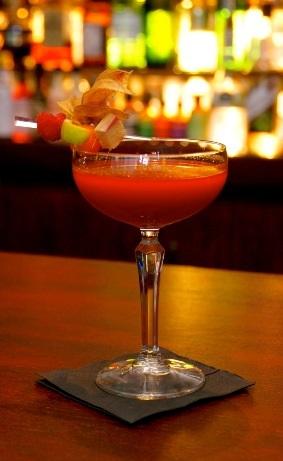 """Cocktail """"Dernier Métro"""" // DR"""