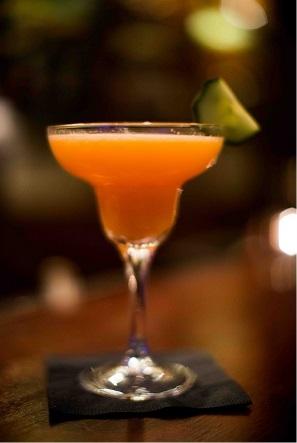 """Cocktail """"Basilic"""" @L'Ambre // DR"""