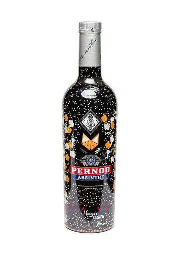 Bouteille Pernod Absinthe Kitsuné // DR