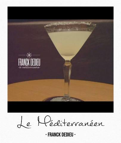 Le Méditerranéen by Franck Dedieu // © Page Facebook Bacardi Martini