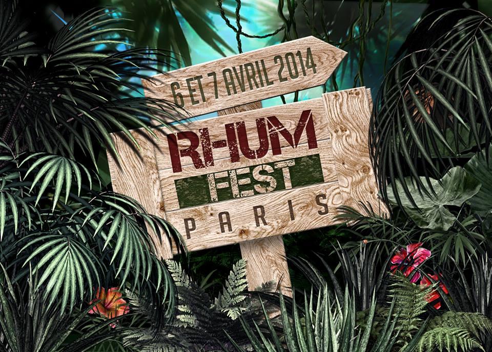 Rhum Fest Paris 2014 // DR