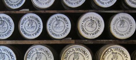 Whiskies Nikka // DR