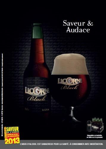 Licorne Black : saveur de l'année