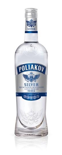 Poliakov Silver nouveau Design // DR