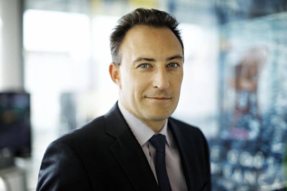 Olivier Dubost, Vice président marketing France chez Brasseries Kronenbourg // DR