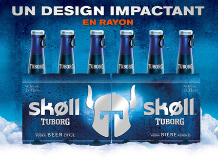 Pack Skoll by Tuborg - Bouteilles 3x33 cl // DR