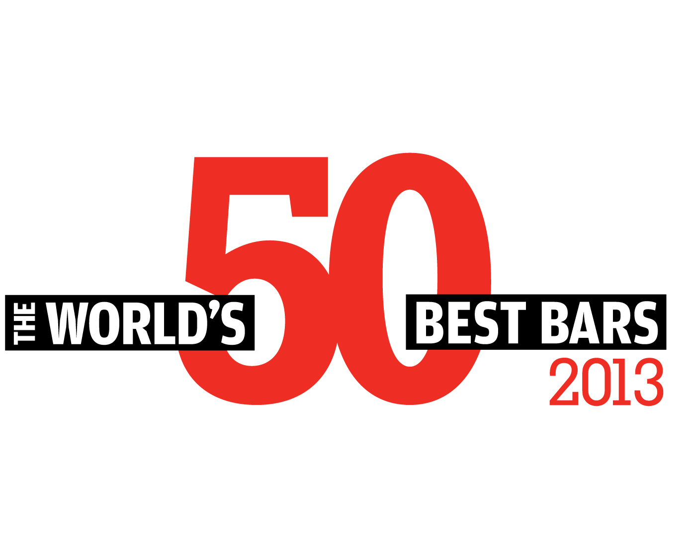 The World's 50 Best Bars 2013 // DR