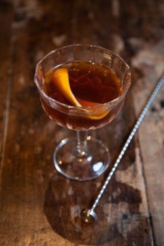 """Cocktail """"Coup de Foudre"""" // DR"""