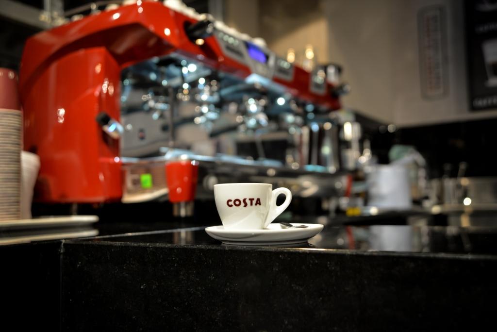 Costa Coffee // © Cédric Roux