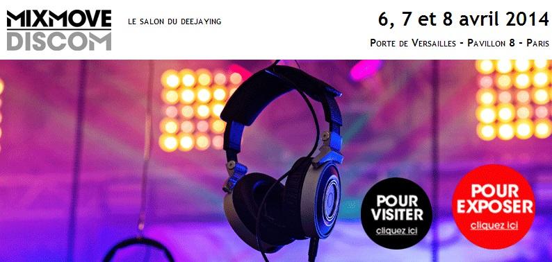 Discom Mixmove 2014