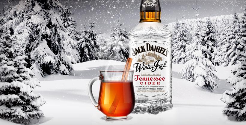 jack daniel u0026 39 s  u0026quot winter jack u0026quot  en exclusivit u00e9 chez the paris