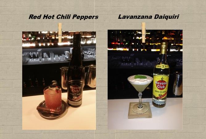 Cocktails par Alexandre GIRARD