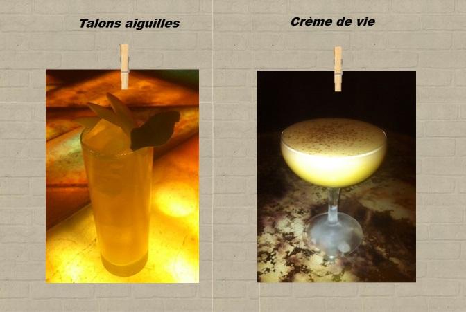 Cocktails par Christina SCHNEIDER