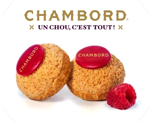 Les Choux Chambord // DR