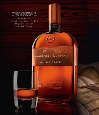 Le Double Oaked by Woodford Reserve // DR