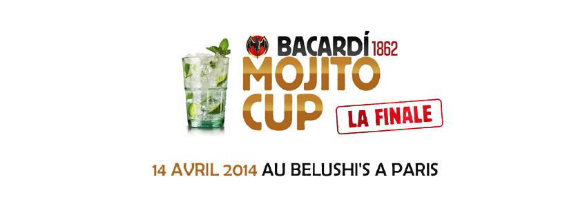 Bacardi Mojito Cup 2014 : Finale nationale le 14 avril à Paris