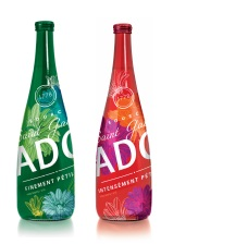 Badoit dévoile sa collection de bouteilles Prestige Printemps/Eté