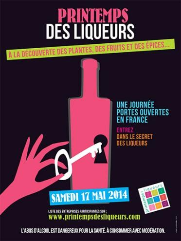 Le Printemps des Liqueurs 2014 // DR