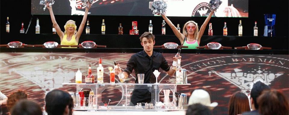 salon du bar et des barmen 2014 les concours