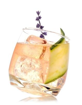 Cocktail Suze du Verger // DR