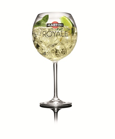Cocktail Martini Royale Bianco // DR