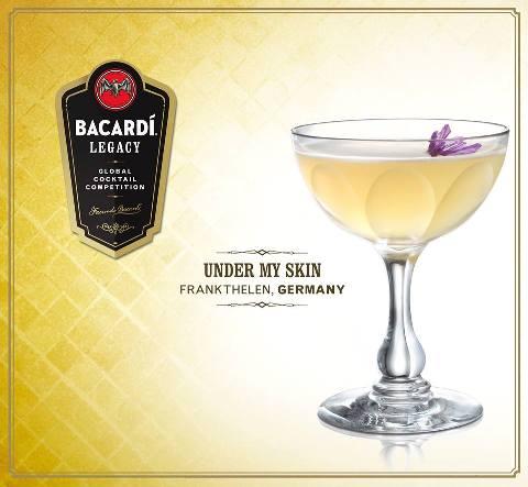 Bacardi Legacy Cocktail Competition 2014 : les 27 finalistes internationaux