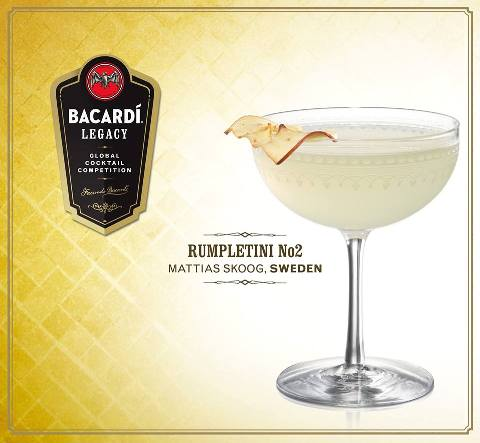 Bacardi Legacy Cocktail Competition 2014 : les 27 finalistes internationaux (suite)