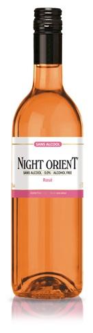 Night Orient Rosé // DR
