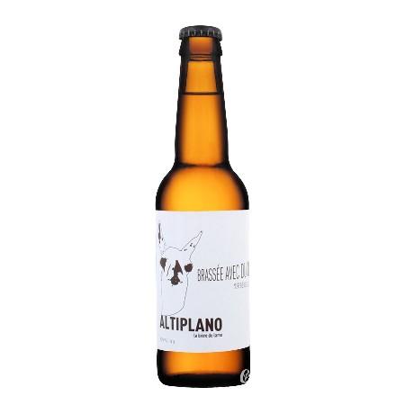 Altiplano : la bière du lama // DR