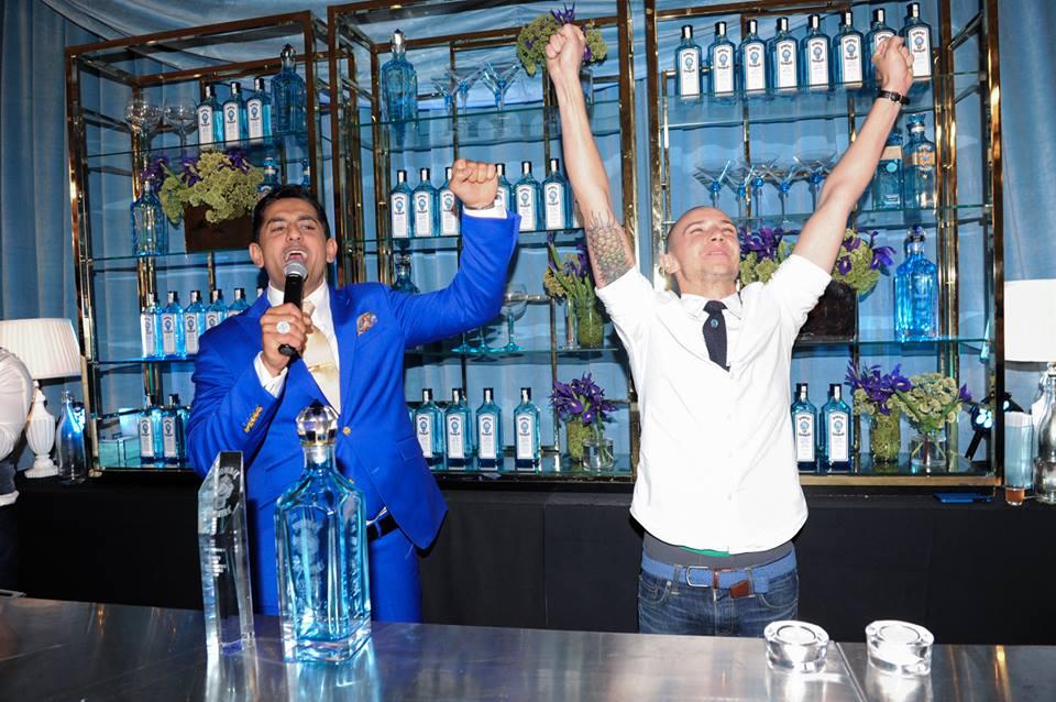Rémy Savage : barman le plus imaginatif au monde en 2014 // DR