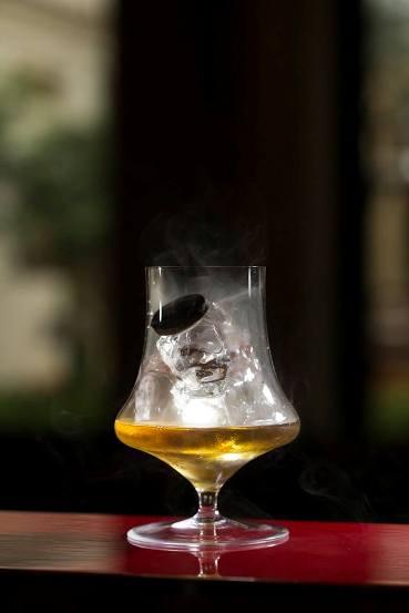 "Cocktail ""Crooner"" // © Park Hyatt Paris-Vendôme"