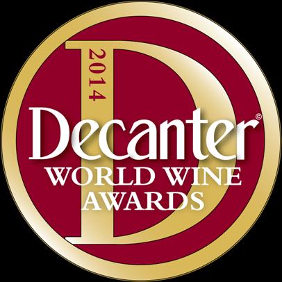 Decanter World Wine Awards 2014