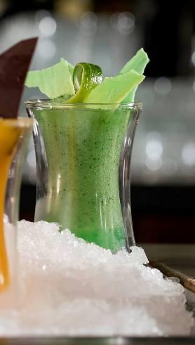 """Cocktail """"Jungle River"""" // © Park Hyatt Paris-Vendôme"""