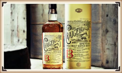 Distribué par Bacardi Martini, le whisky Craigellachie sera présent au Whisky Live