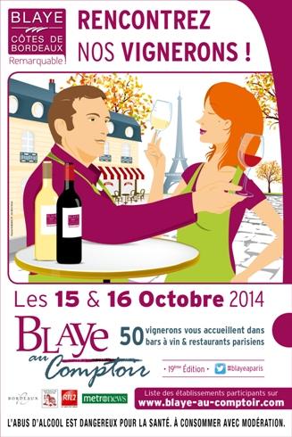 Blaye Au Comptoir // DR