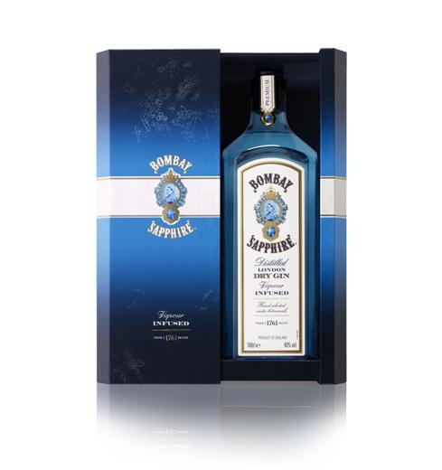Coffret Bombay Sapphire® // DR