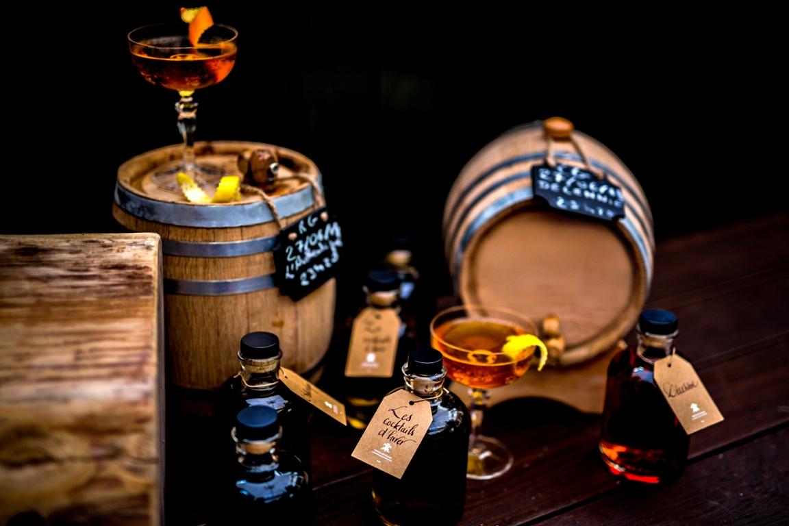 Cocktails d'hiver au bar du Prince de Galles // DR