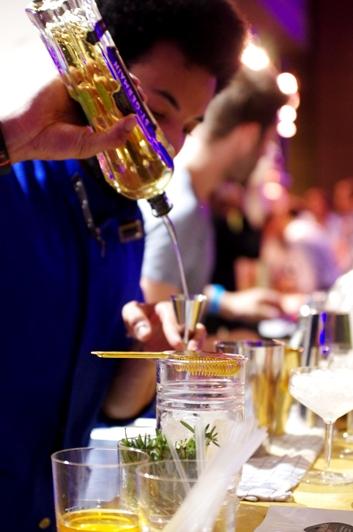 Sullivan Doh au Whisky Live Paris © Infosbar.com