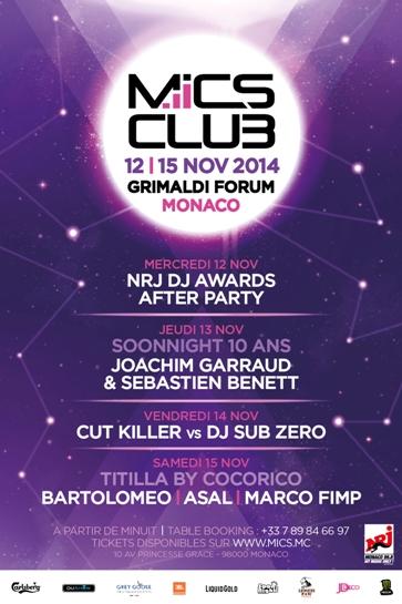 MICS DJ FESTIVAL 2014 // DR