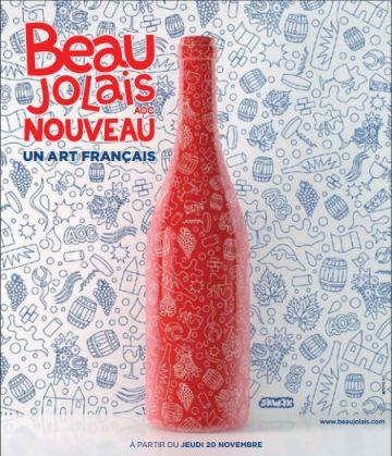 Beaujolais Nouveau 2014 // DR
