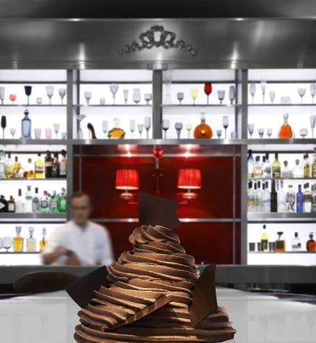 Bar Chocolat Pierre Hermé Paris // DR