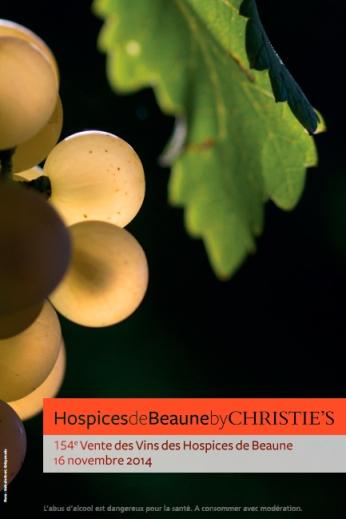 154e vente des vins des Hospices de Beaune // DR