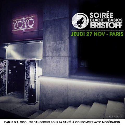 Eristoff Contest au Yoyo // DR