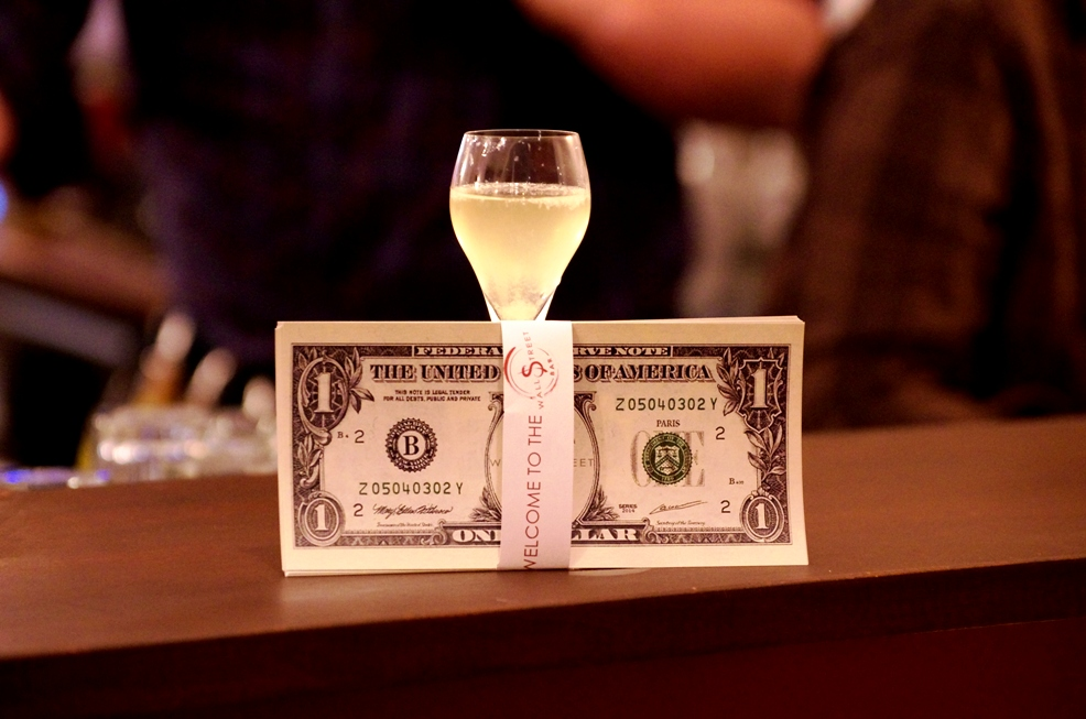 Le Wall Street Bar // © Infosbar.com