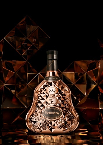 Hennessy X.O Exclusive Collection by Tom Dixon // DR