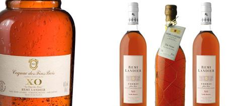 Les cognacs Rémi Landier en dégustation chez LMDW Fine Spirits