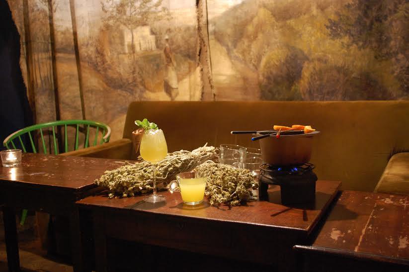 Cocktails d'hiver à La Conserverie // DR