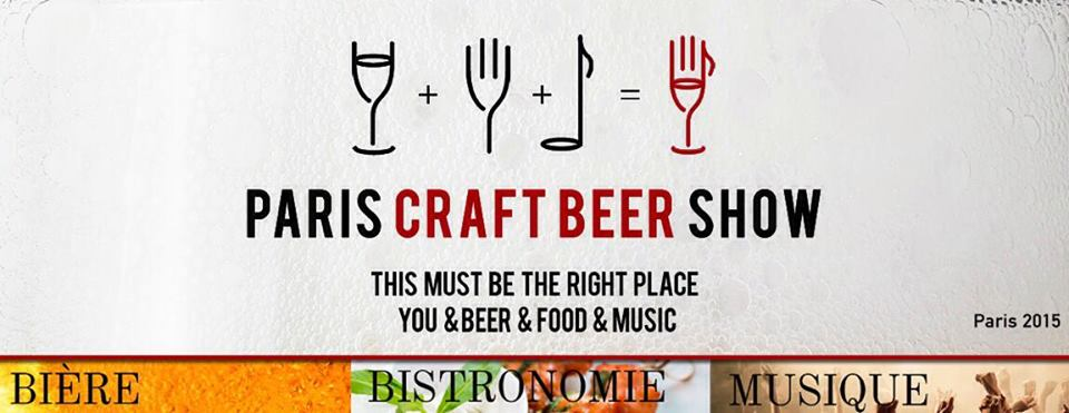 Paris Craft Beer Show